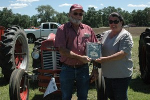 Farm Fresh Tractor winner